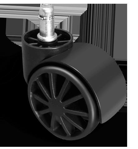 Wheels and star base