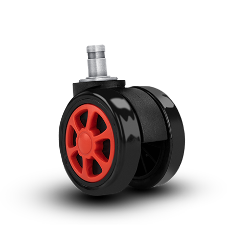 Nylon wheels